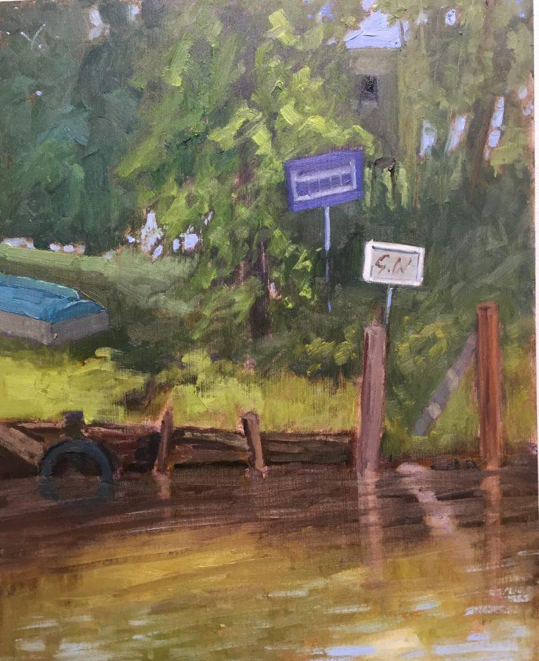 Mühlenfließ Himmelpfort Verbindungskanal Haussee-Stolpsee I 2019