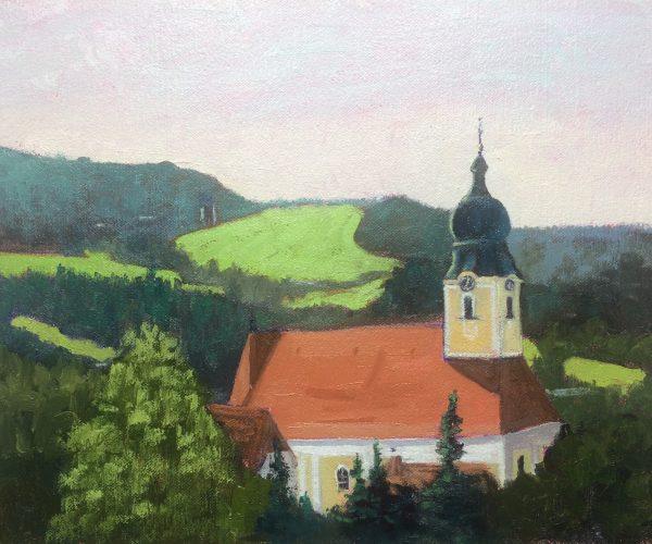 Pfarrkirche St. Michael Röhrnbach